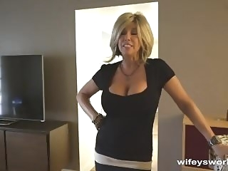 Fucking My MILF Neighbor While Wifey Is Away milf hd videos hd porn