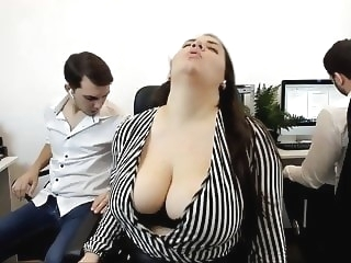 Fun and oddly quite sexy roleplay cam show. Big busty bbw amateur bbw hd porn