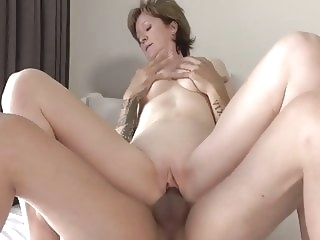 Shy French divorced teacher top rated milf hd porn