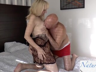 10. A Granny In The Morning.. What Ass big ass blonde hd porn