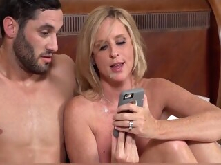 Jodi West - Astonishing Porn Video Milf Try To Watch For Only Here blonde facial hd porn