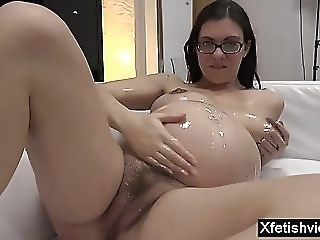 Brunette pregnant toss increased hard by cumshot casting asian hd porn